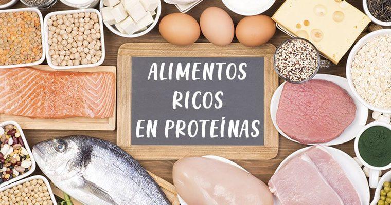 Los 5 alimentos más ricos en proteína que desconocías