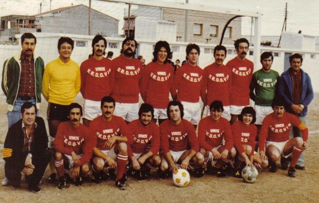 Equipo de fútbol Sedovin